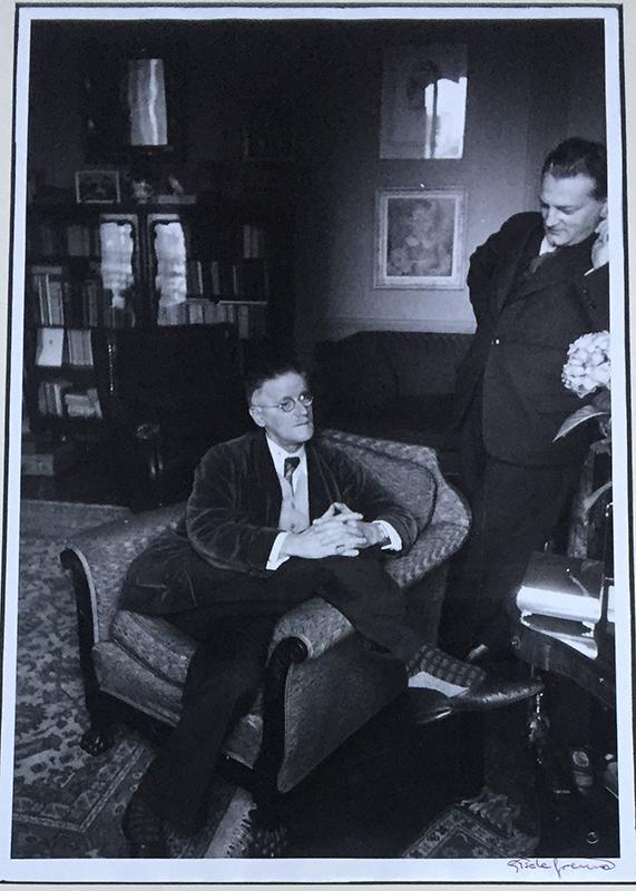Gisèle Freund – JAMES JOYCE